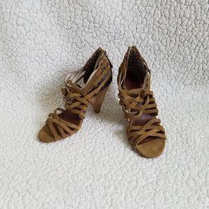 Matt Bernson Kellan Sandal Heels Strappy Women's 6